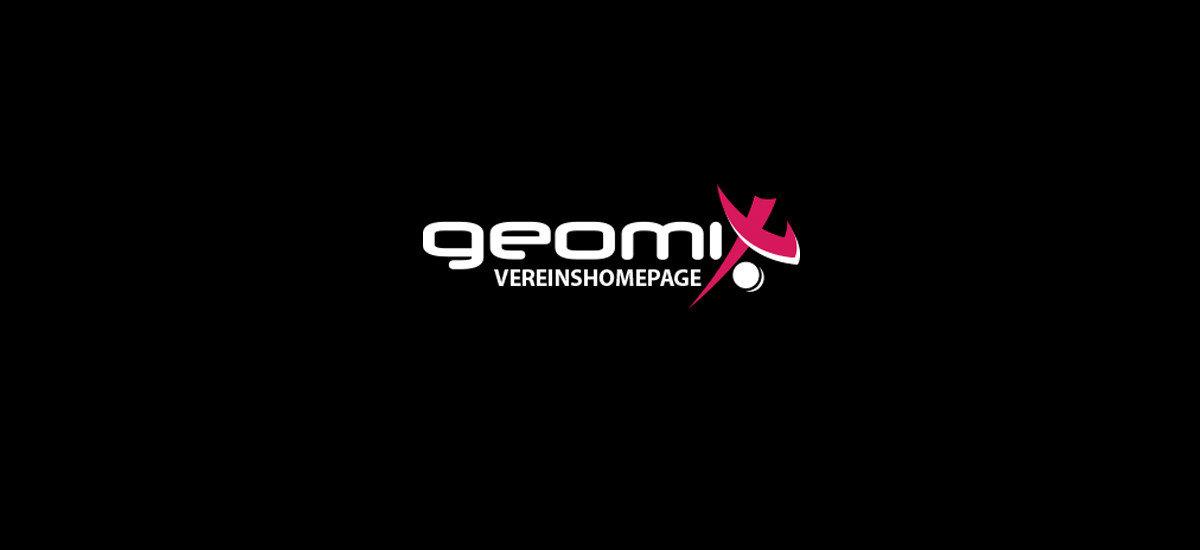 geomix-Vereinshomepage Team